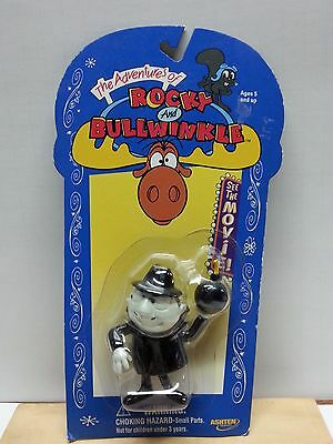The Adventures of Rocky and Bullwinkle - BORIS ACTION FIGURE - Ages 5+