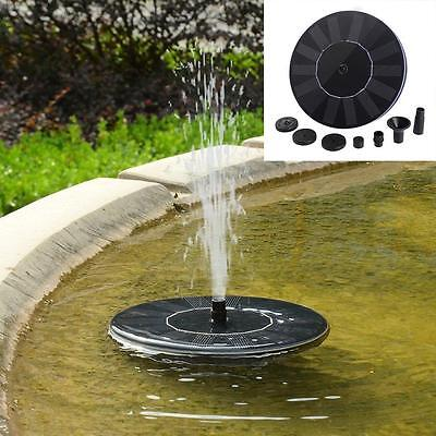 solar teichpumpe mini teichpumpe springbrunnen solarbrunne f garten wasserspiel eur 10 59. Black Bedroom Furniture Sets. Home Design Ideas