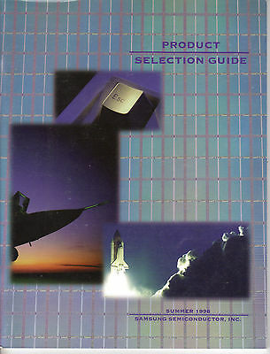 Samsung Semiconductor - Summer 1998 Selection Guide Catalog