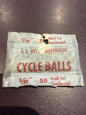 Vintage Bike Bicycle J C Bell Cycle Balls Australia Advertisement