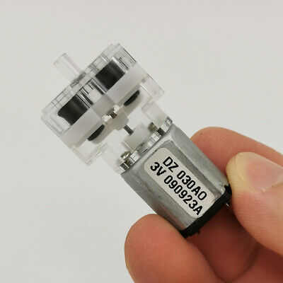 DC 12V Mini Electric Solenoid Valve Exhaust Valve N/O Normally Open for Gas Air
