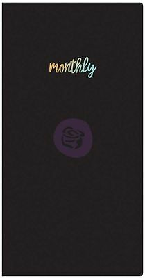 PRIMA MARKETING Prima Traveler's Journal - Notebook Refill - Monthly