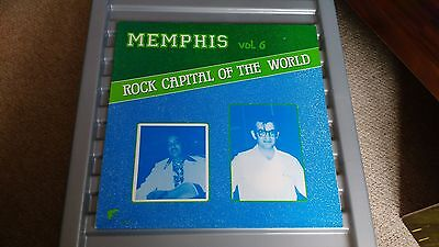 Memphis Vol.6 Rock Capital Of The World V/a Jerry Lee (Smoochy) Smith + Others