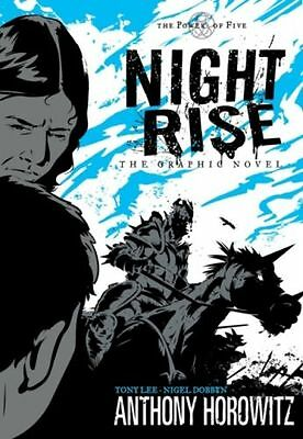 Power of Five: Nightrise - The Graphic Novel by Tony Lee, Anthony Horowitz (Pape