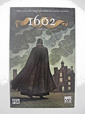 *1602 by Neil Gaiman 1-8 (complete set, nm- condition)
