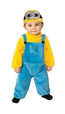 Bob the Minion Toddler Costume, Yellow, Rubies, Despicable Me