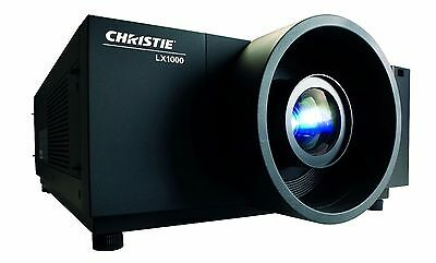 Christie LX1000 SANYO PLC-XF71 PROJECTOR 10000 LUMENS 4 X NEW LAMP LOW HOUR USE