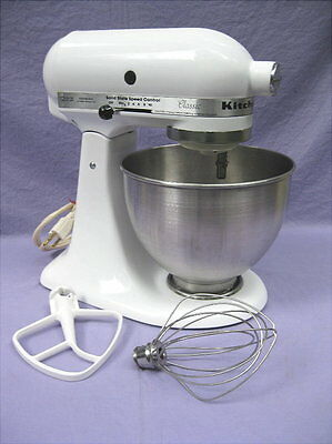 Kitchenaid Classic Plus 45 Qt Stand Mixer plain kitchenaid classic plus 45 quart stand mixer white to design