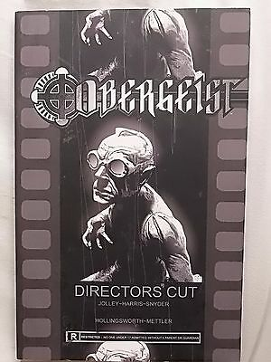 OBERGEIST: Directors Cut IMAGE GRAPHIC NOVEL comics