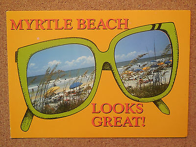 Myrtle Beach Looks Great! Post Card