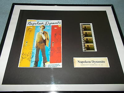 NAPOLEON DYNAMITE Film Cells Limited Edition # 18 of 150