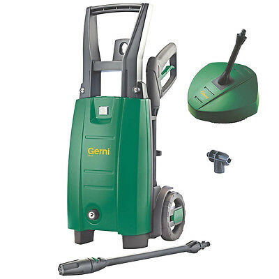 Gerni 1670PSI 115.3PC Classic Pressure Washer with Patio Cleaner