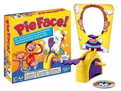 Pie Face Family Adult Kids Funny Exciting Unisex Toy Rocket Game Gifts
