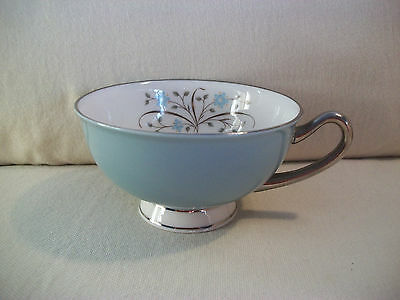 Vintage Syracuse Fine China Meadow Breeze Footed Cup Coffee Tea