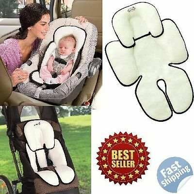 NEW Baby Infant Newborn Head and Neck Support For Safety Car Seat And Strollers