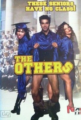 ! POSTEN 22 Stück ! The Others - These Seniors Have No Class DVD OVP verschweißt