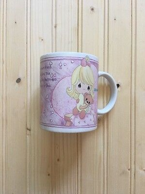 Precious Moments Coffee Cup Mug Sister Forever Friend