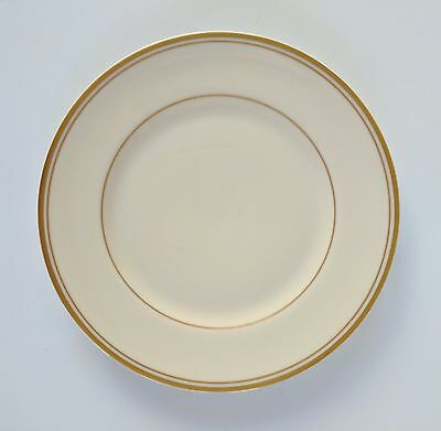 Franciscan Fine China Bread & Butter Plate Gold Band Merced Rim 301
