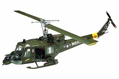 Revell 1:48 Huey Hog Helicopter Plastic Model Kit