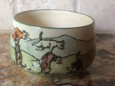 Vintage Kitten Cup Made in Austria Marked