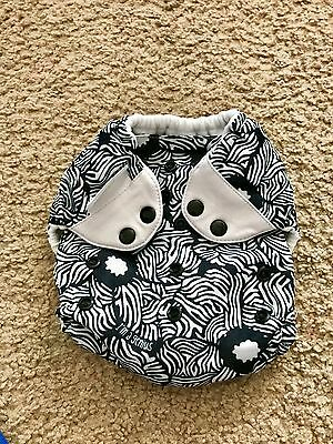 bumgenius cloth diaper osa print pocket diaper EUC