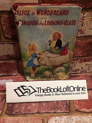 Alice in Wonderland & Through the Looking Glass Lewis Carroll. THAMES PUB.
