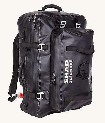 SHAD Zulupack 55L Dive Dry Bag BackPack Waterproof Back Pack