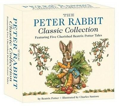 The Peter Rabbit Classic Collection: A Board Book Box Set by Beatrix Potter Pape