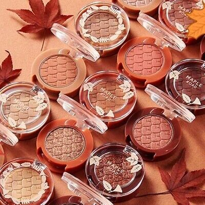 """[ETUDE HOUSE] Look at my eyes """" Maple road """"  / 1.9g   19 F/W Collection"""
