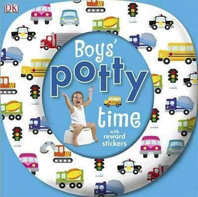 Boys' Potty Time by Dk Board Books Book (English)