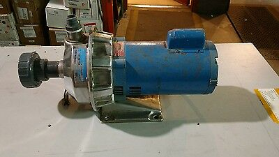 G&L GOULDS Centrifugal Pump, 1ST10712, with 3/4 HP Franklin Electric motor