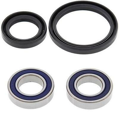 Yamaha WR250F 2016 2017 Front Wheel Bearings Seals Kit 25-1632