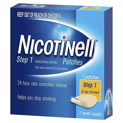 Nicotinell Patches 21mg 7  24 Hour Release Nicotine Patches.