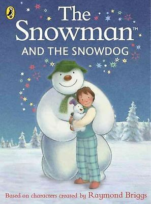 The Snowman and the Snowdog by Raymond Briggs Board Books Book