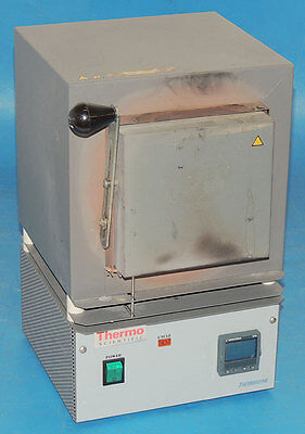 Thermo Scientific FB1415M Thermolyne 1400 Muffle Furnace Small Benchtop / Clean
