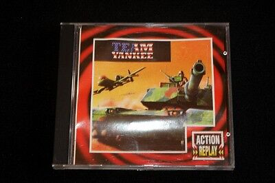 Vintage Copyright 1990 ACTION REPLAY Team Yankee Make in UK for Win 95