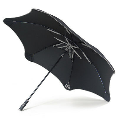 NEW Blunt Golf G2 Grey Umbrella