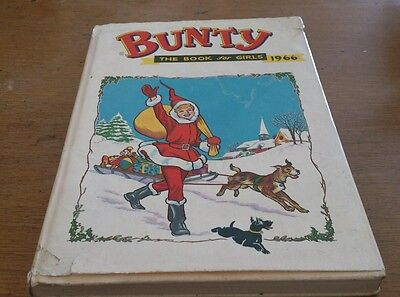 Bunty Annual, 1966 With Dustwrapper