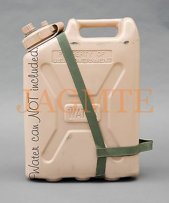 EASY POUR STRAP Water Olive Drab for your Scepter MWC & LCI Military WATER Can