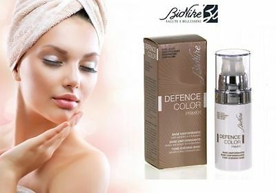 Bionike Defence Color Primer Base Uniformante Flacone Da 30 Ml