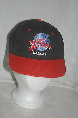 Planet Hollywood Dallas cap hat