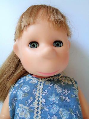 "Vintage 1963 Horsman Poor Pitiful Pearl Doll 17"" Vinyl So Ugly She's Cute!"