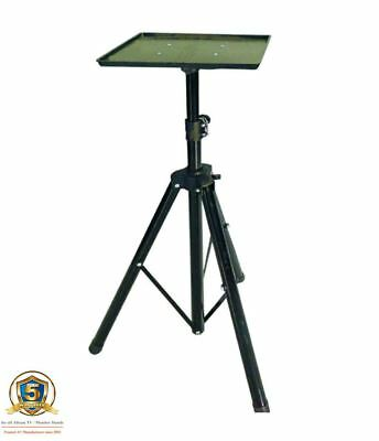 Allcam Portable Projector Stand Tripod / Laptop Table / Monitor Speaker Mount