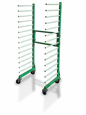 ECO Spray - drying rack/ spray/ trolley rack for commercial or industrial use