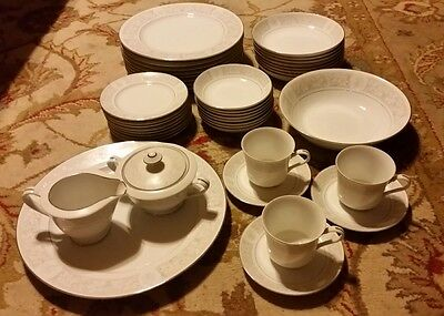 ■  $100  OFF  ORIG. PRICE ■  Vintage 43 pieces Madeira by Fine China of Japan EC