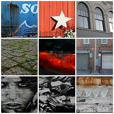 160 Digital Photography Urban Grunge  Backgrounds Backdrops