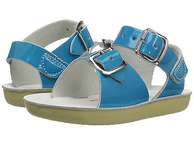NEW LITTLE KIDS YOUTH SALT WATER SANDAL SURFER GOLD 1720 SUN-SAN BY HOY SHOES