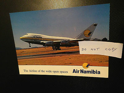 Air Namibia - Boeing 747Sp
