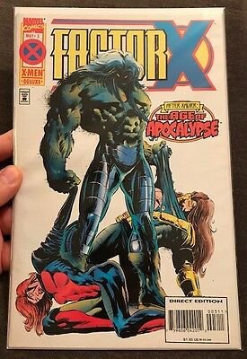 Factor X 3 VF MAY 1995 Marvel Comics Age of Apocalypse X Factor