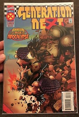 Generation Next 3 VF MAY 1995 Marvel Comics Age of Apocalypse X-Men